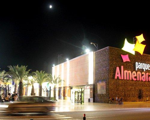 Centro Comercial Parque Almenara (Lorca, Murcia)