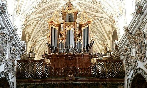 Iglesia de los Descalzos Órgano