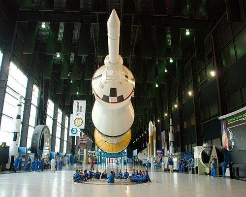Saturn V Hall