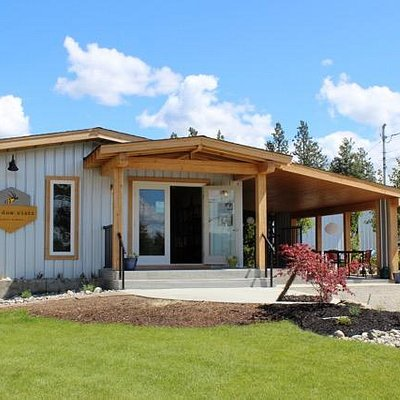 Our Artisan Farm Winery in SE Kelowna