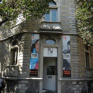 MODO entrance