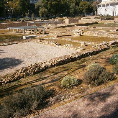 Αρχαιολογικός χώρος το Λύκειο του Αριστοτέλη