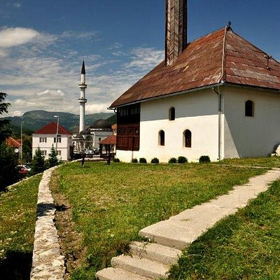 Old mosque 1471 - Plav