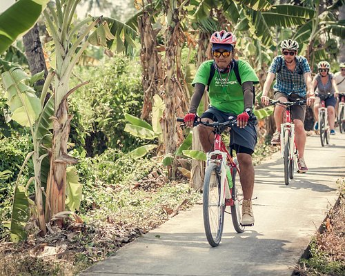Ride the Bangkok's Country trails