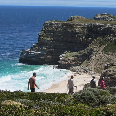 safe easy walks on cape peninsula