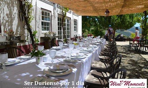 Ser Duriense por 1 dia Be Duriense for a day