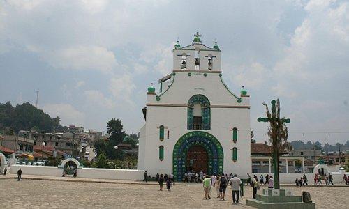 Templo San Juan Bautista