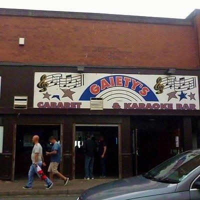 Gaiety's Bar, Blackpool
