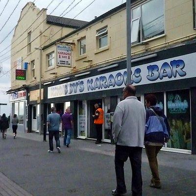 Knobby's Karaoke Bar, Blackpool