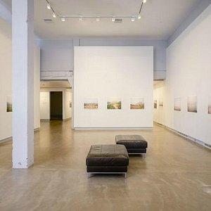 Ferit Kuyas, installation view