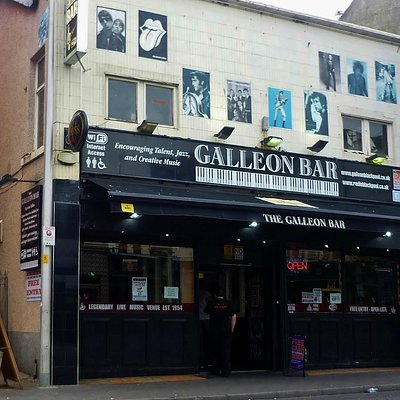 Galleon Bar, Blackpool