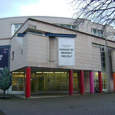 Stadtmuseum, Düsseldorf, Alemania.