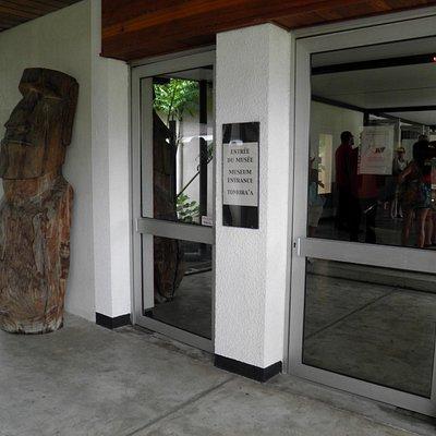 Museum of Tahiti and the Islands - Punaauia, Polinésia Francesa