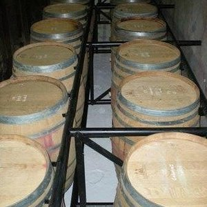 Downstairs Barrels
