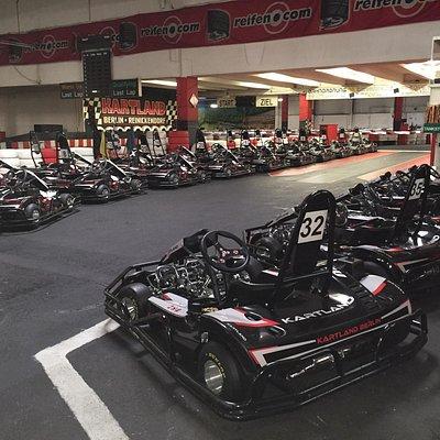 Brand new karts