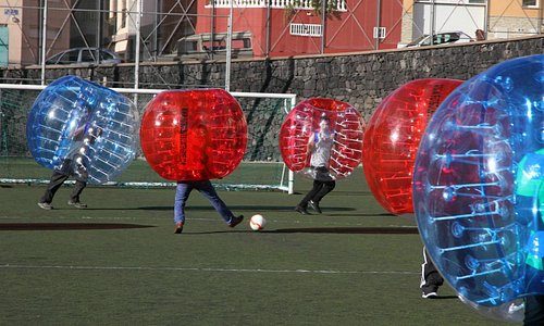 Mas divertido que el fútbol tradicional