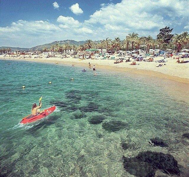 Playa Santa Susanna