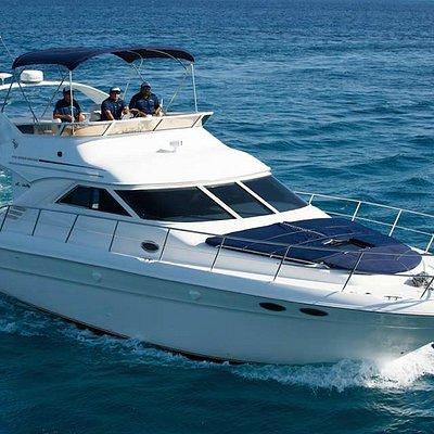 Playa del Carmen Yacht Tour
