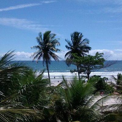 Praia Ponta da Tulha