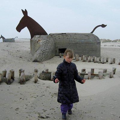 Bill Woodrows Fredsskulptur