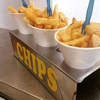 Winner of best chippy chips