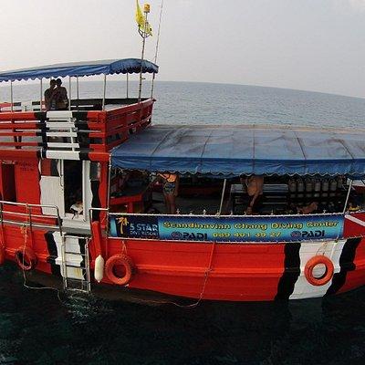 Our Boat - The Big Nemo