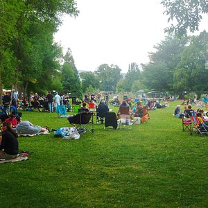 Family events in the park