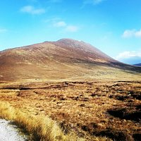 Deserted Village and Slievemore