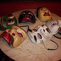 Mask Museum Batu malang / D'topeng kingdom