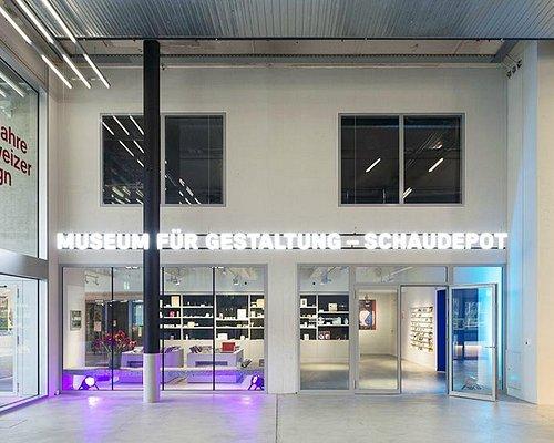 Museum für Gestaltung Schaudepot