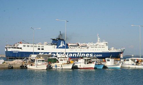Port of Killini 10