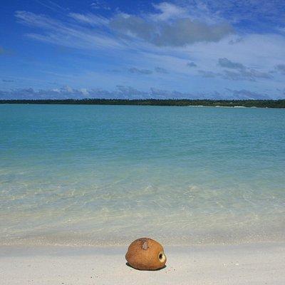 Alone at O'otu Beach