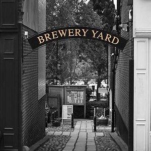 Brewery Yard entrance