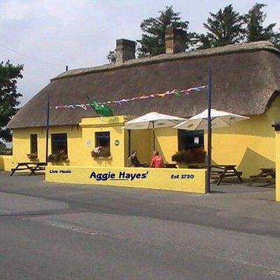 Aggie Hayes Pub
