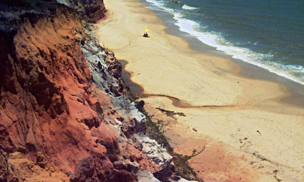 Praia do Farol - Prado (BA), Brasil