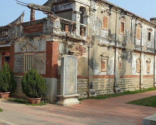 1949年,共軍登陸金門,在此處 設指揮所(北山洋樓)。