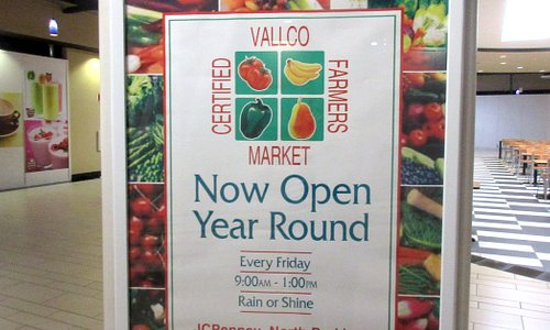 West Coast Farmers Market, Cupertino, Ca