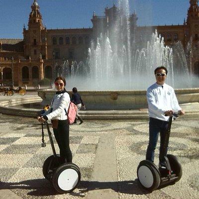 Sevilla Segway & Bike Tours