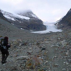 The Steindalsbreen - Photo: Visit Lyngenfjord