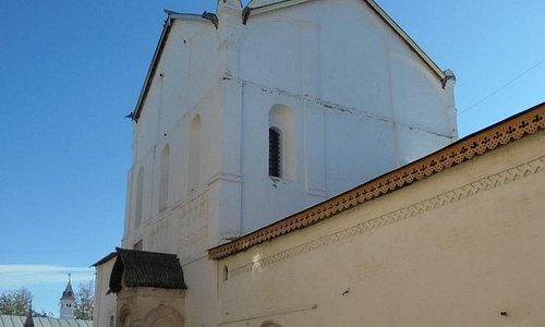 Church of the Saviour on Anteroom: fachada