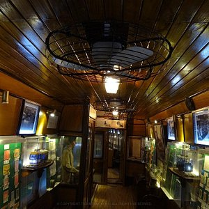 Smaranika Tram Museum - Inside View