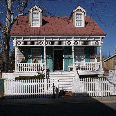 King-Tisdell Cottage; Preservation of African-American history in Savannah, Georgia