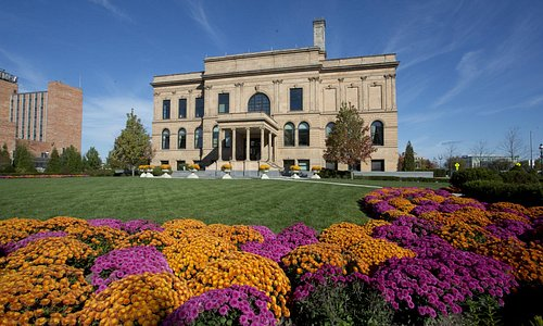 The World Food Prize Hall of Laureates