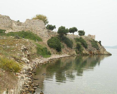 Likithos Castle ruins