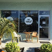 La Tabla Vero Beach, coffee shop, juice bar