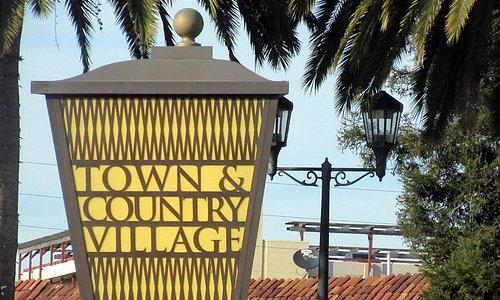 Town & Country Village, Palo Alto, Ca