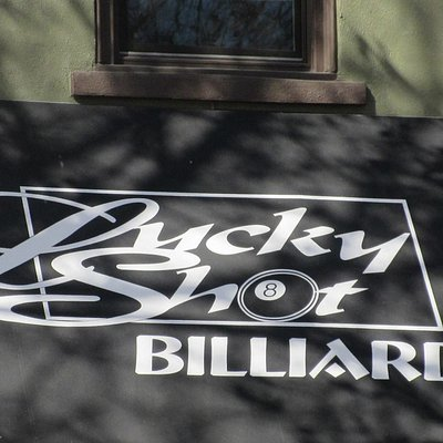 Lucky Shot Billiards, Sunnyvale, Ca