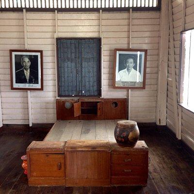 Спальня на 2- и этаже