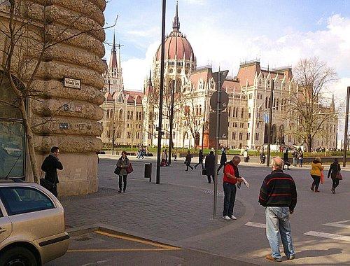 Budapest - Kossuth Lajos Square