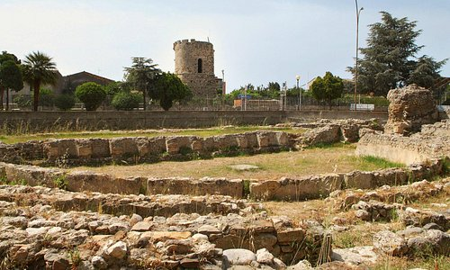 Teatro romano Marina di Gioiosa Ionica